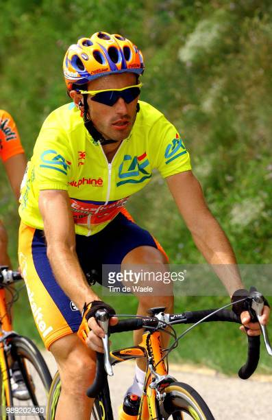 Dauphine Libere 2004Mayo Iban Yellow Jersey Maillot Jaune Gele Truistage 5 : Bollene - Sisterontime Trial Contre La Montre Tijdrit