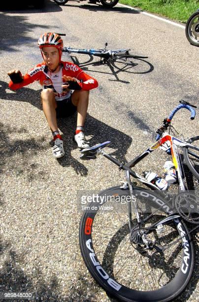 Eneco Tour 2005 Stage 5Neutralisation Neutralisatie Race Course Dockx Bart Stage 5 Landgraaf Verviers Uci Pro Tour Etape Rit