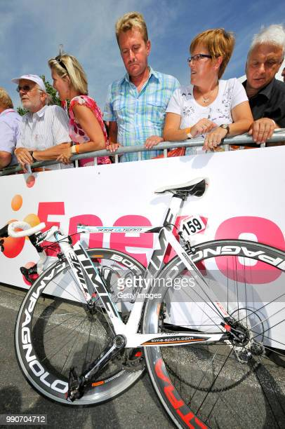 Eneco Tour 2009, Stage 1 /Illustration Illustratie, Crash Chute Val, Time Fiets Bike Velo, Sebastien Turgot , Aalter - Ardooie /Rit Etape, Tim De...