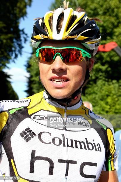 Eneco Tour 2009 Stage 4 /Edvald Boasson Hagen Arrivee Aankomst /Hasselt Libramont /Rit Etape Tim De Waele