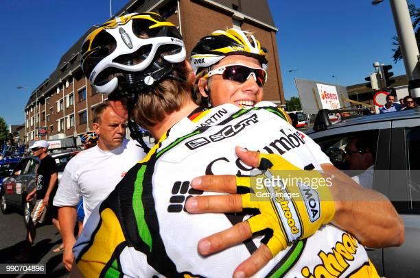 ef1b6ce85 Eneco Tour 2009 Stage 6 Arrival Boasson Hagen Edvald Martin Tony  Celebration Joie Vreugde  Genk