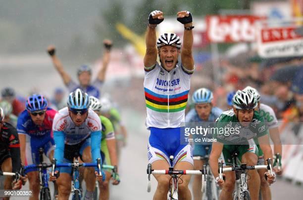 Eneco Tour Stage 5Arrival Boonen Tom Celebration Joie Vreugde Cadamuro Simone De Jongh Steven Dean Julian Cooke Baden Ballan Alessandro Hasselt Balen...