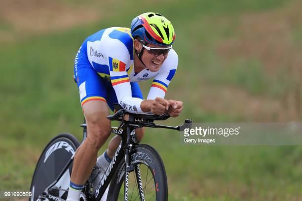 European Road Championships 2016, Elite Men'S Time Trial Alexandr Pliuschin /Plumelec - Plumelec //