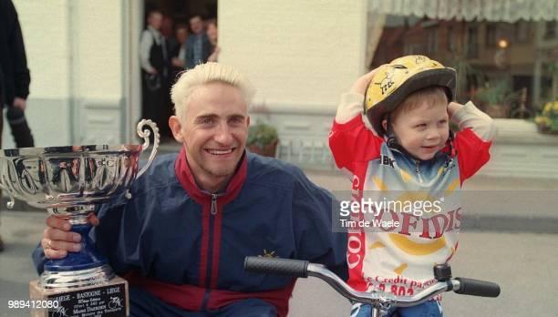Cycling Frank Vandenbroucke At Homecyclisme Wielrennen Cycling Iso Sportvandenbroucke Frank Fete Feest Liegebastogne Liege Luik Bastenaken Luik...