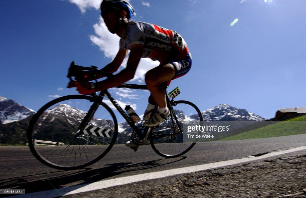 Cycling : Giro D'Italia 2004 : News Photo