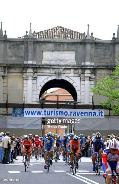 Giro D'Italia, Tour Of Italy Stage 10Illustration Illustratie, Peleton Peloton, Landscape Paysage Landschapstage 10 : Ravenna - Rossano Venetoetape...