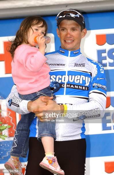 Giro D'Italia Tour Of Italy Stage 14Podium Savoldelli Paolo Marika Stage 14 Egna/Neumarkt Livignoetape Rit Uci Pro Tour