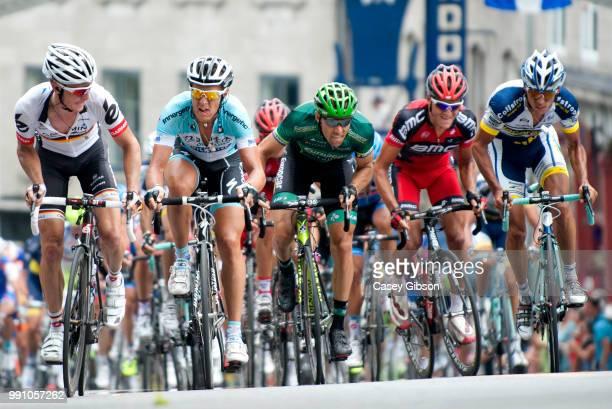 Grand Prix Cycliste De Quebec 2012Arrival/ Fabian Wegmann / Gerald Ciolek / Thomas Voeckler / Greg Avermaet / Grande AllE 2016Kmronde Tim De Waele