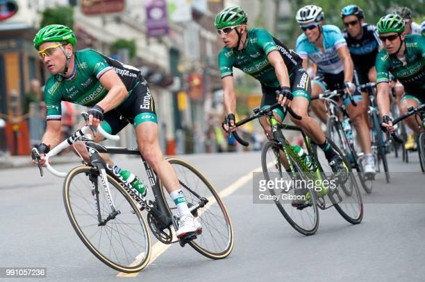 Grand Prix Cycliste De Quebec 2012Thomas Voeckler /Grande AllE 2016Kmronde Tim De Waele