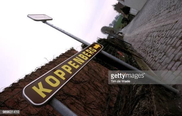 Illustration Ronde Van Vlaanderen, Koppenberg, Illustratie, Voorbeschouwing, Tour De Flandres, Flanders,