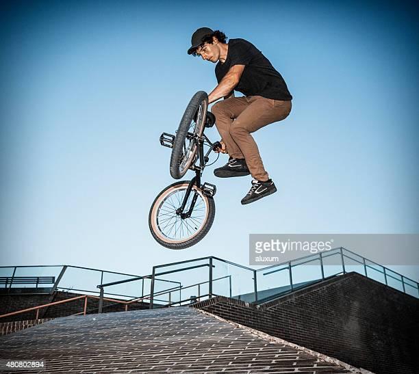 BMX サイクリングの街