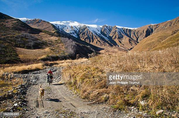 Cycling in the Great Caucasus