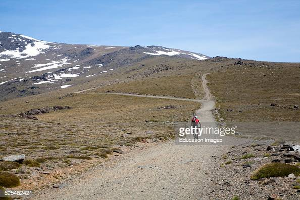 Cycling in the Sierra Nevada Mountains in the High Alpujarras 55d7d3b9c