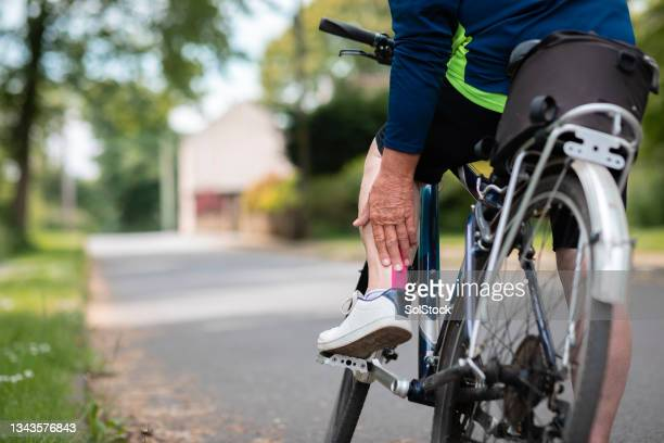 cycling injury - morpeth stock pictures, royalty-free photos & images