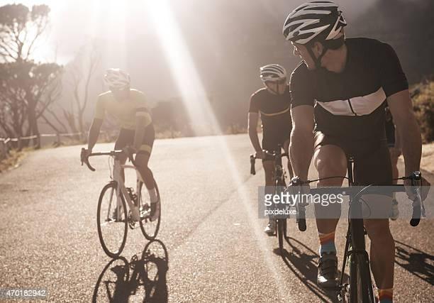 自転車は、チームのスポーツ