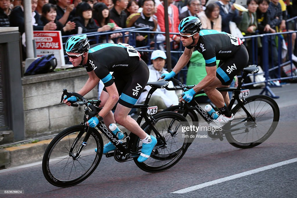 Cycling: Japan Cup 2014/ Criterium : ニュース写真