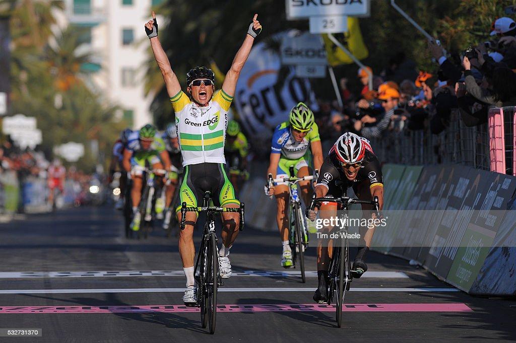 Cycling : Milan - Sanremo 2012 : ニュース写真