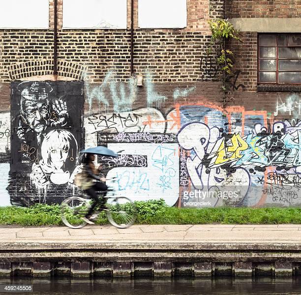 Radfahren auf Regent's Canal