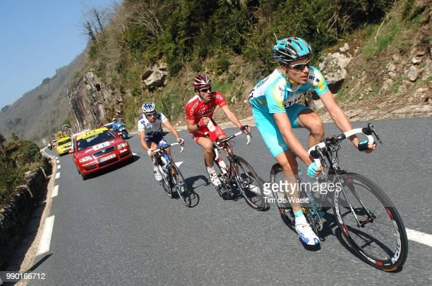 Paris - Nice, Stage 4Muravyev Dmitriy , Moinard Ama?L , Casar Sandy Maurs - Mende Uci Pro Tour, Stage Rit, Tim De Waele