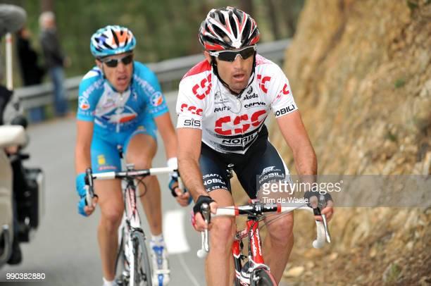 Paris - Nice, Stage 6Bobby Julich , Matthieu Sprick /Sisteron - Cannes Etape Rit, Tim De Waele