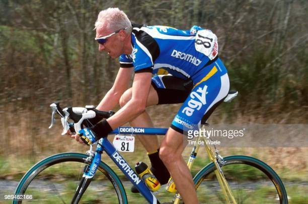 Cycling ParisNice2001 AgnoluttoChristophe