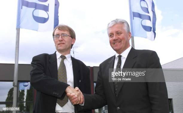 Cycling PcCp Domodejonckere Dennis Lefevere Patrickcycling Cyclisme Wielrennen Pressconference Pers Conferentie Conferencede Presse Domo Iso Sport Im...