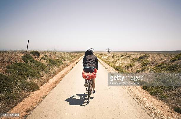 cycling - algarve imagens e fotografias de stock