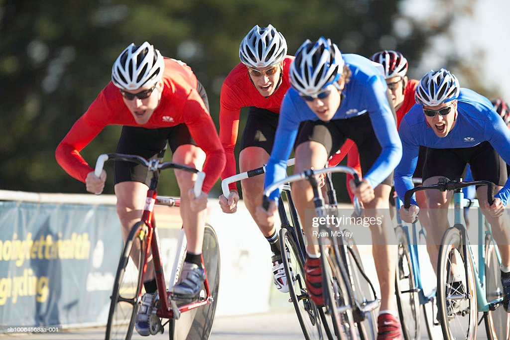 Cycling race : Stock Photo