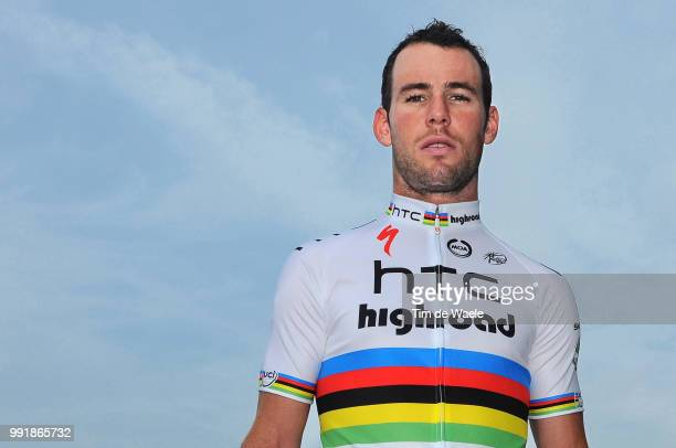 Road World Champ 2011 Cavendish Mark Cavendish / Rudersdal Rudersdal / Elite Hommes Mannen Uci Road World Championships Championat Du Monde Route Wc...