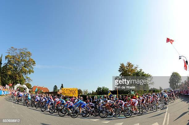 Road World Champ 2011 / Men Elite Illustration Illustratie / Peleton Peloton / Rudersdal Rudersdal / Hommes Mannen / UCI Road World Championships /...