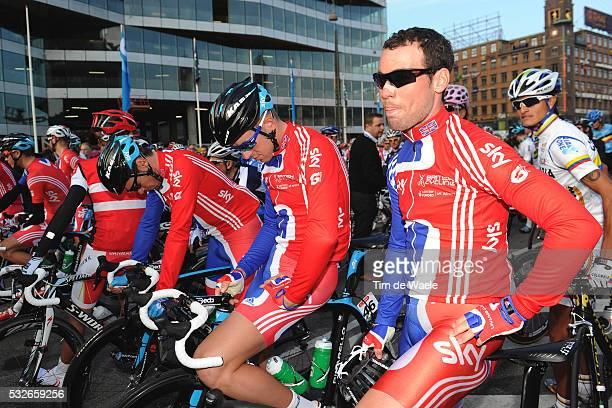 Road World Champ. 2011 / Men Elite Mark CAVENDISH / Team GB / Rudersdal - Rudersdal / Hommes Mannen / UCI Road World Championships / Championat du...