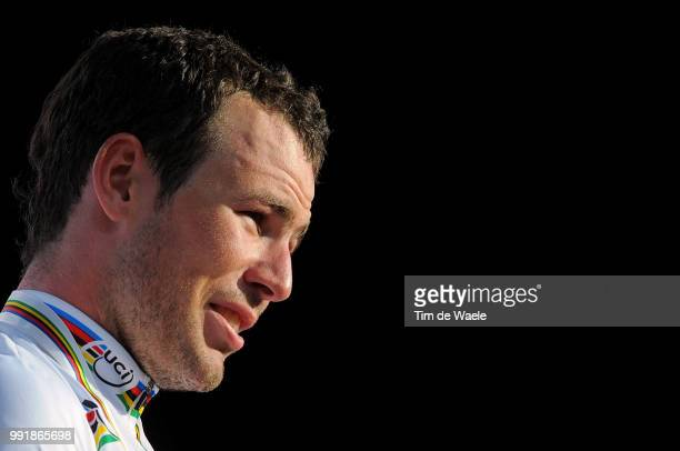 Road World Champ 2011 Men Elitepodium Mark Cavendish Gold Medal /Rudersdal Rudersdal / Hommes Mannen Uci Road World Championships Championat Du Monde...