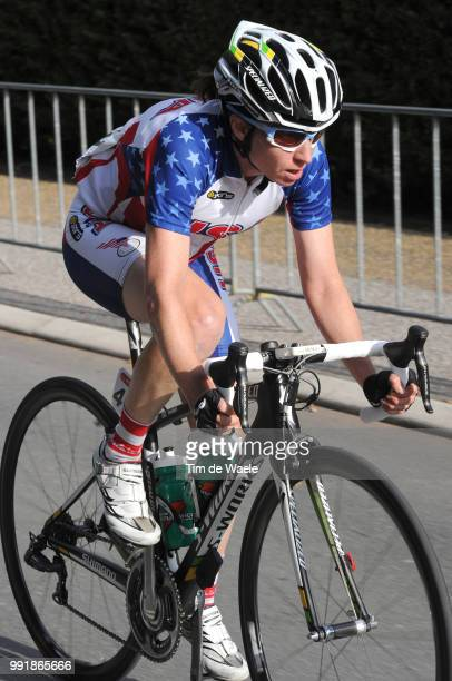 Road World Champ 2011 Women Eliteamber Neben / Rudersdal Rudersdal / Femmes Vrouwen Uci Road World Championships Championat Du Monde Route Wc...