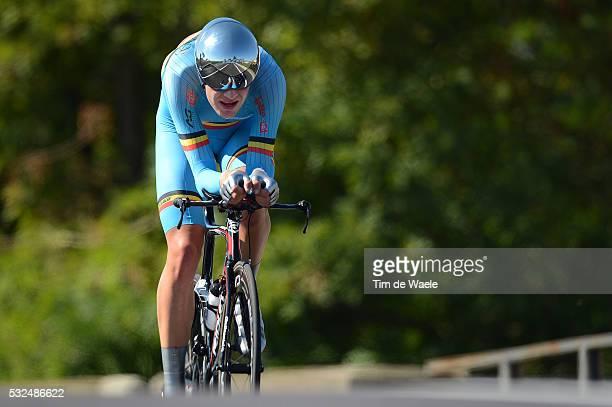 Road World Championships 2013 / TT Men U23 Frederik FRISON / Pistoia - Firenze / Time Trial Contre la Montre Tijdrit / Hommes Mannen under 23 /...