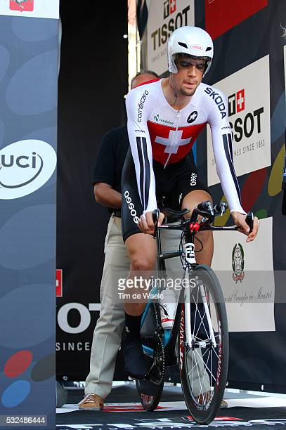 Road World Championships 2013 / TT Men U23 Gabriel CHAVANNE / Pistoia - Firenze / Time Trial Contre la Montre Tijdrit / Hommes Mannen under 23 /...