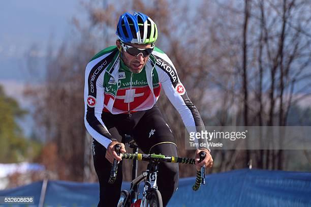 Road World Championships 2014 / Training Michael ALBASINI Team Suisse Entrainement / WC Championat du Monde Wereldkampioenschap UCI /Tim De Waele