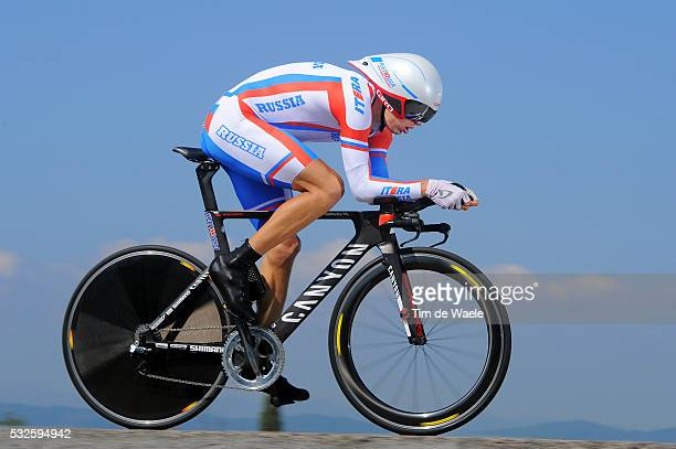 Road World Championships 2014 / TT Men Elite Anton VOROBYEV / Ponferrada - Ponferrada / Time Trial Contre la Montre Tijdrit / Hommes Mannen / WC...