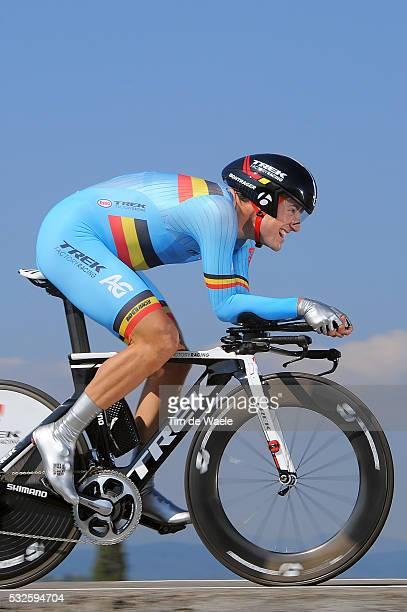 Road World Championships 2014 / TT Men Elite Kristof VANDEWALLE / Ponferrada - Ponferrada / Time Trial Contre la Montre Tijdrit / Hommes Mannen / WC...
