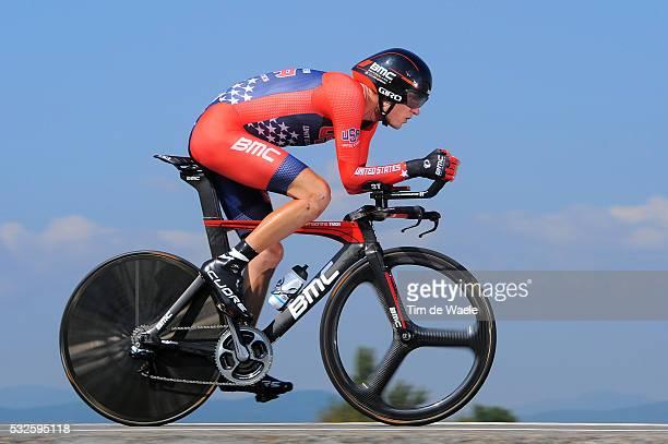 Road World Championships 2014 / TT Men Elite Tejay VAN GARDEREN / Ponferrada - Ponferrada / Time Trial Contre la Montre Tijdrit / Hommes Mannen / WC...