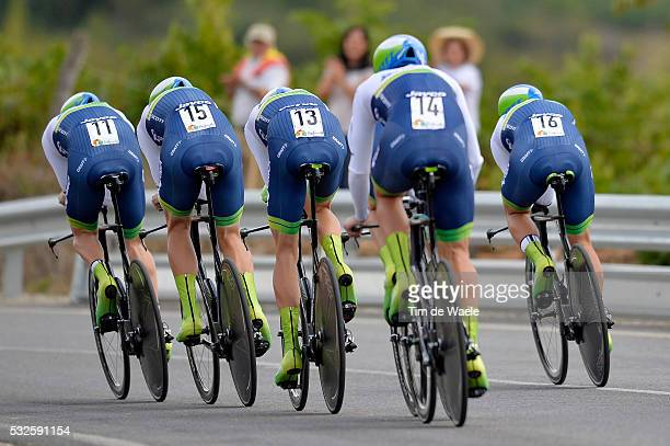 Road World Championships 2014 / TTT Men Elite Team Orica GreenEdge / Svein TUFT / Ponferrada - Ponferrada / Team Time Trial Contre la Montre Equipes...