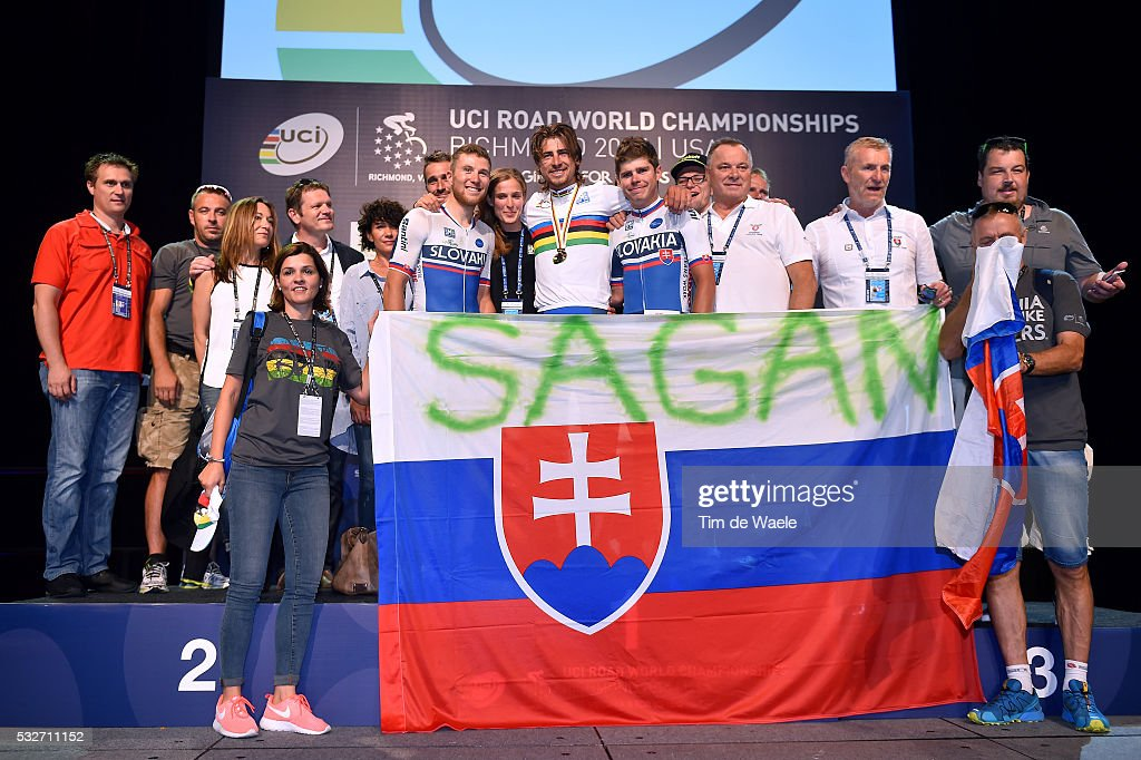 Cycling: Road World Championships 2015 / Men Elite : ニュース写真