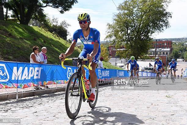 Road World Championships 2015 / Training Daniele BENNATI / Entrainement Road Race / Championat du Monde Route / Wereldkampioenschap Weg WC /©Tim De...