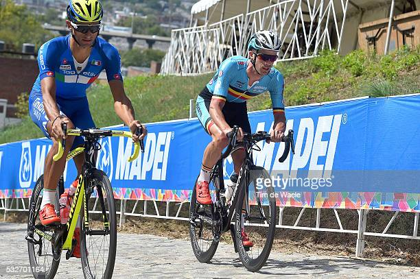 Road World Championships 2015 / Training Iljo KEISSE / Entrainement Road Race / Championat du Monde Route / Wereldkampioenschap Weg WC /©Tim De Waele