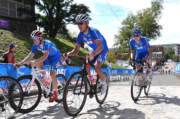 Road World Championships 2015 / Training Manuel QUINZIATO / Entrainement Road Race / Championat du Monde Route / Wereldkampioenschap Weg WC /©Tim De...
