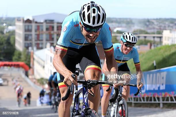 Road World Championships 2015 / Training Tom BOONEN / Entrainement Road Race / Championat du Monde Route / Wereldkampioenschap Weg WC /©Tim De Waele