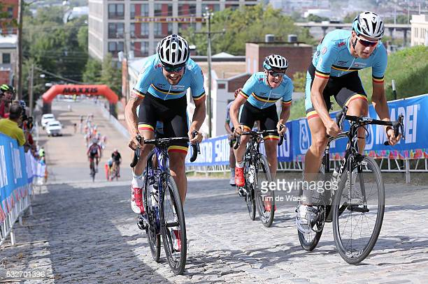 Road World Championships 2015 / Training Tom BOONEN / Stijn VANDENBERGH / Yves LAMPAERT / Entrainement Road Race / Championat du Monde Route /...