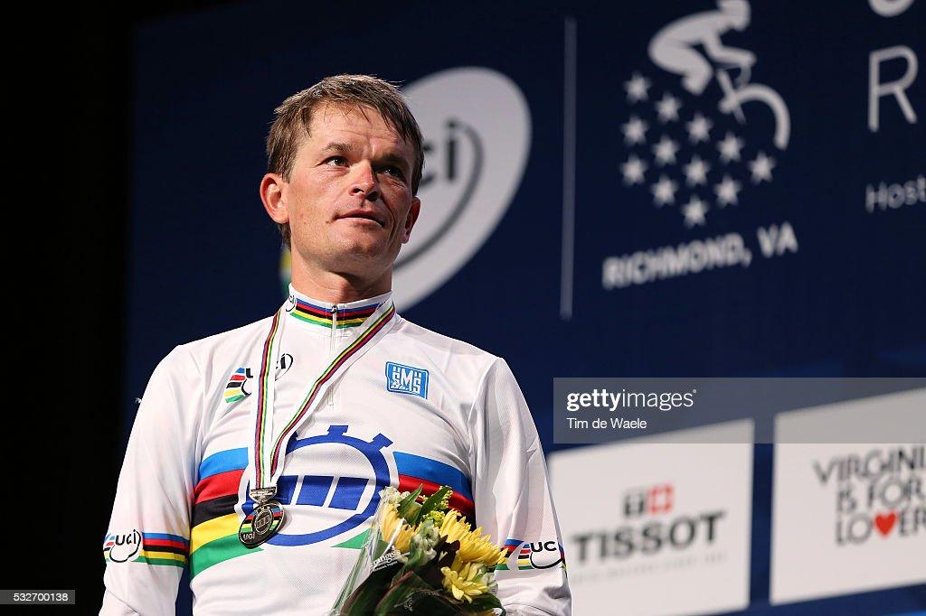 Cycling: Road World Championships 2015 / TT Men Elite : ニュース写真