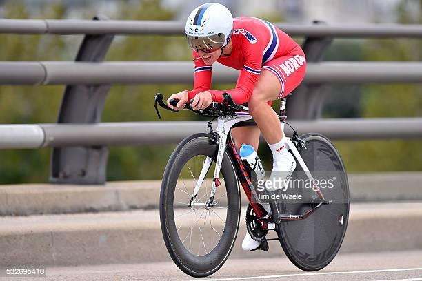 Road World Championships 2015 / TT Women Elite JOHNSEN Cecilie Gotaas / Richmond - Richmond / Time Trial Women Elite/ Contre la Montre Femmes Elite/...