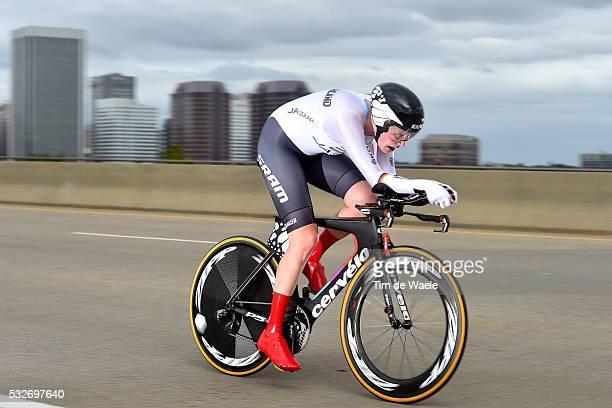 Road World Championships 2015 / TT Women Elite KROEGER Mieke / Richmond - Richmond / Time Trial Women Elite/ Contre la Montre Femmes Elite/...