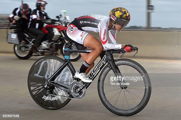 Road World Championships 2015 / TT Women Elite YONAMINE Eri / Richmond - Richmond / Time Trial Women Elite/ Contre la Montre Femmes Elite/ Championat...